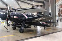 121710 @ NPA - F8F-2P Bearcat - by Florida Metal