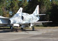 145077 @ NPA - A-4 Skyhawk - by Florida Metal