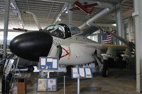 151826 - KA-6D Intruder at Battleship Alabama - by Florida Metal