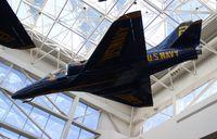 154983 @ NPA - A-4F Skyhawk - by Florida Metal