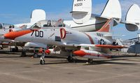 158094 @ NPA - TA-4J Skyhawk - by Florida Metal
