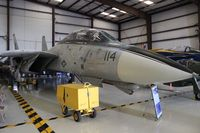 161134 @ TIX - F-14A Tomcat - by Florida Metal