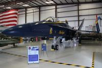 161948 @ TIX - F/A-18A Hornet - by Florida Metal