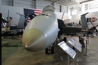 162417 - F/A-18A Hornet at Battleship Alabama