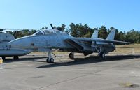162710 @ NPA - F-14A Tomcat - by Florida Metal