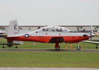 166157 @ LAL - T-6A Texan II - by Florida Metal