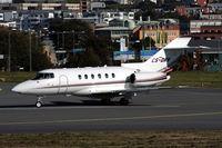 CS-DRV @ ESSB - Lining up runway 30. - by Anders Nilsson