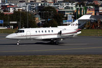 CS-DRW @ ESSB - Lining up runway 30. - by Anders Nilsson