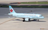 C-FYKW @ TPA - Air Canada A319 - by Florida Metal