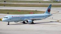 C-GJWN @ FLL - Air Canada A321
