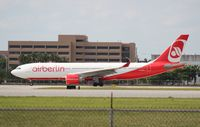 D-ABXB @ MIA - Air Berlin A330-200