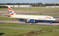 G-VIIV @ TPA - British 777-200