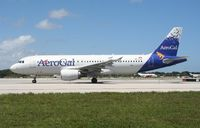 HC-CJV @ FLL - Aerogal A320