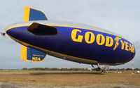 N2A @ ORL - Goodyear Blimp