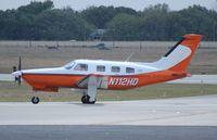 N112HD @ ORL - PA-46-350P - by Florida Metal