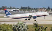 N185UW @ MIA - USAirways A321