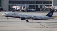 N189UW @ MIA - USAirways A321