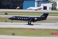 N222G @ FLL - Gulfstream III