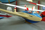 BGA2903 @ EGHL - Gliding Heritage Centre, Lasham - by Chris Hall