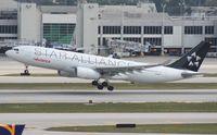 N280AV @ MIA - Avianca A330-200