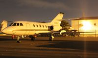 N299JC - Falcon 20F