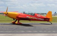 N311EX @ LAL - Breitling Extra 300