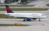 N342NB @ FLL - Delta A319