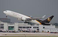 N349UP @ MIA - UPS 767-300
