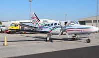 N383SS - Cessna 441