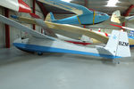 BGA1365 @ EGHL - Gliding Heritage Centre, Lasham - by Chris Hall