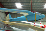 BGA643 @ EGHL - Gliding Heritage Centre, Lasham - by Chris Hall