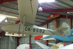 BGA655 @ EGHL - Gliding Heritage Centre, Lasham - by Chris Hall
