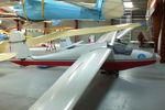 BGA1373 @ EGHL - Gliding Heritage Centre, Lasham - by Chris Hall