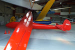 BGA663 @ EGHL - Gliding Heritage Centre, Lasham - by Chris Hall
