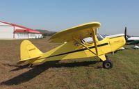 N8483C @ KOVS - Wag Aero Wag-a-Bond Traveler