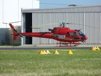 VH-YXX @ YMMB - Eurocopter VH-XYY at Moorabbin 3 Oct 2014 - by red750