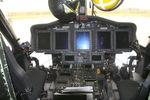 EI-ICU @ EIWF - EI-ICU S92 cockpit shot in the Coasrguard hangar at Waterford - by Pete Hughes