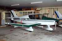 F-GSRC @ LFCL - Robin DR.400/120 Dauphin 2+2 [2370] Toulouse-Lasbordes~F 14/07/2011
