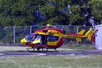 F-ZBPK @ LFLC - Eurocopter EC.145C-1 [9020] (Securite Civile) Clermont-Ferrand Auvergne~F 15/07/2011