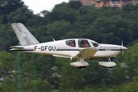 F-GFQU @ LFCL - Socata TB-10 Tobago [769] Toulouse-Lasbordes~F 14/07/2011