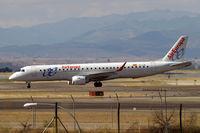 EC-LIN @ LEMD - Embraer Emb-195-200LR [19000401] (Air Europa) Madrid-Barajas~EC 09/07/2011