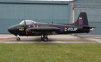 C-FDJP @ CYXU - BAC 84 Jet Provost T.4 - by Mark Pasqualino