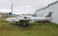 C-FXKZ @ CYXU - Piper PA-44-180 - by Mark Pasqualino