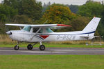 G-BSZW @ EGTR - Elstree resident - by Chris Hall