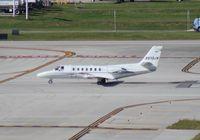 N510JN @ FLL - Cessna 560
