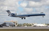 N521LR @ MIA - United Express
