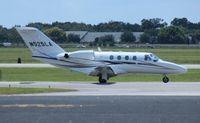 N525LA @ ORL - Citation CJ1