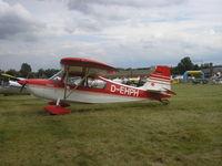 D-EHPH @ EBDT - Oldtimer Fly In , Schaffen Diest , 2014 - by Henk Geerlings