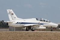 6322 @ LMML - K8 Karakorum 6322 of Egyptian Air Force. A real rarity!!!! - by Raymond Zammit