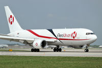 XA-EFR @ KORD - Aero Union recently replaced their A300s with 767s.